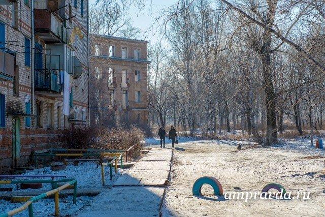Муниципалитету вПриамурье поошибке передали военную собственность на328 млн руб.