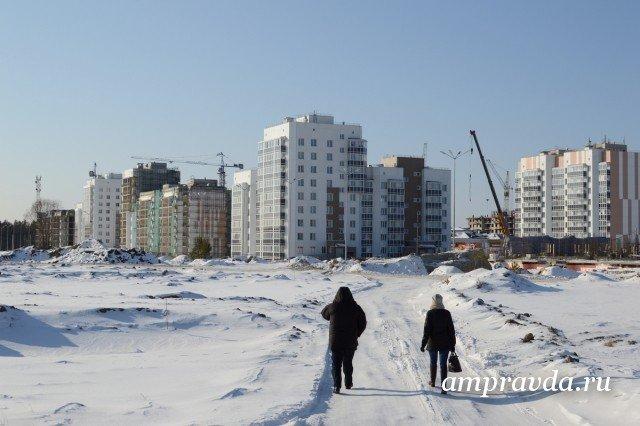 Накосмодроме Восточный выстроено новое административное сооружение