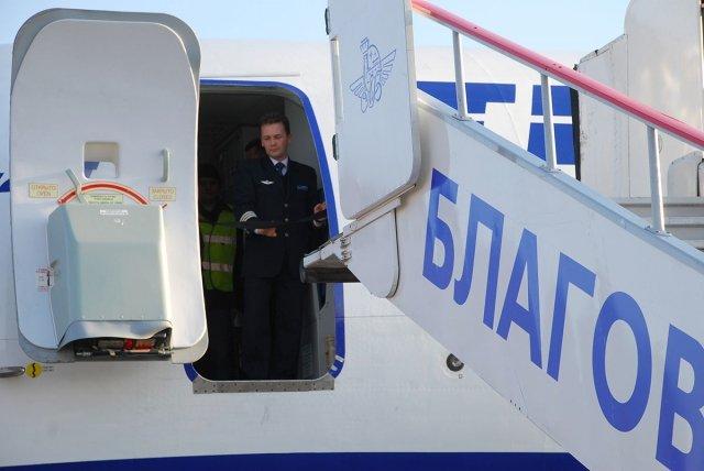 Льготный авиабилет изБлаговещенска в столицу обойдётся в6400 руб.