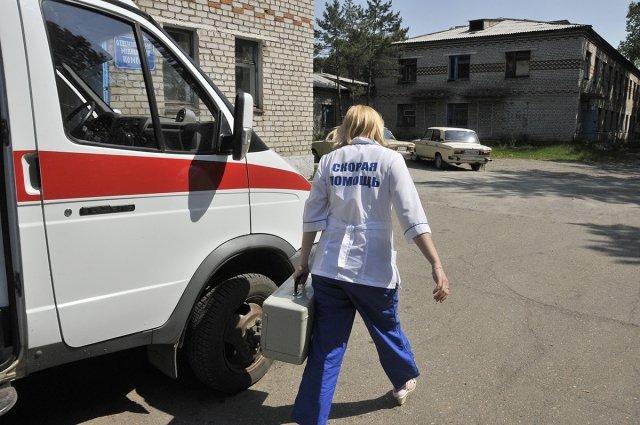 ВАмурской области осужден местный гражданин занезаконное лишение свободы фельдшера «скорой»