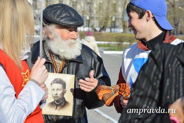 Волгоградских волонтеров приглашают напразднование Дня Победы