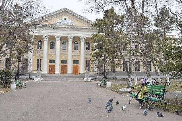 ВоВладивостоке реконструируют театр им.М. Горького исоздадут инновационный культурный центр