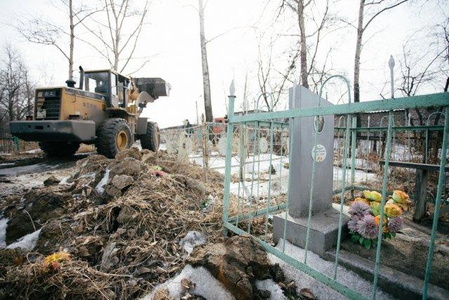 Гражданин Приамурья, устроивший взрыв накладбище, отправится вколонию натри года