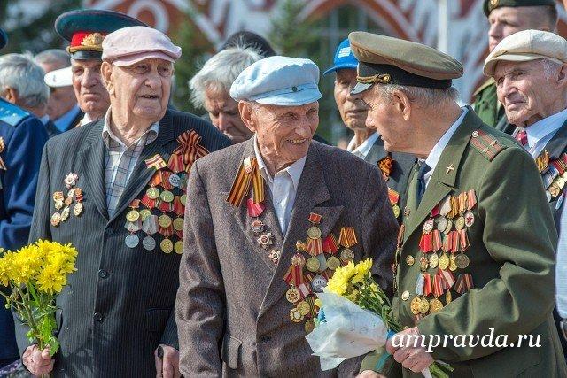 Ветераны, второй Мировой, войны