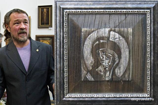 ВБлаговещенске скончался народный художник Российской Федерации Александр Тихомиров