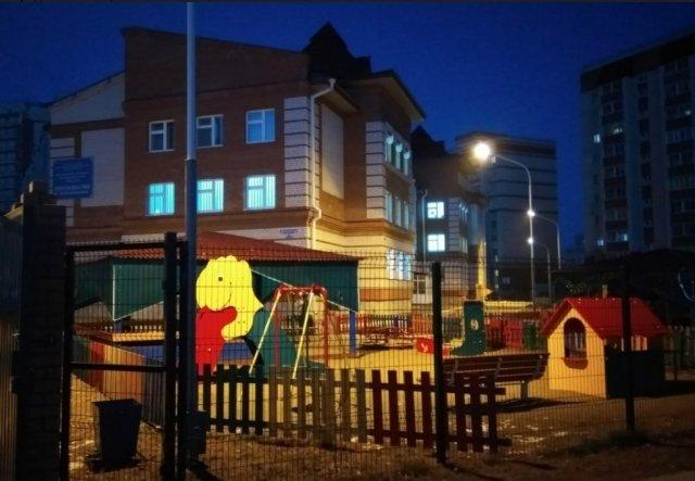 Благовещенские полицейские проверяют информацию обобстреле детского сада
