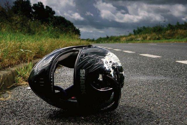 ВАмурской области разбился насмерть уезжавший отпреследования мотоциклист