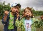 Интересные факты о детях в фотографиях «Амурской правды»