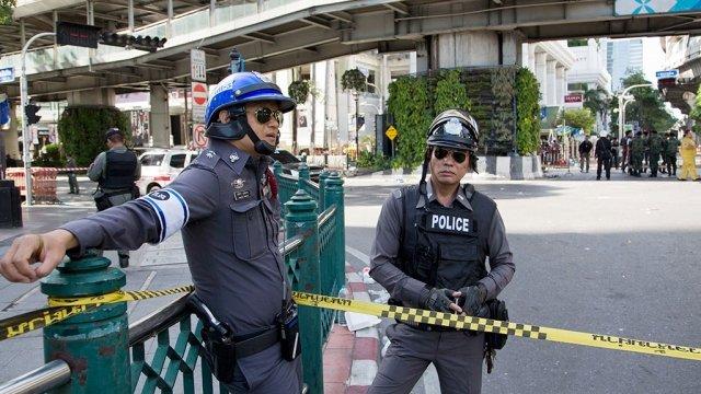 ВТаиланде задержали разыскиваемых полинии Интерпола граждан России