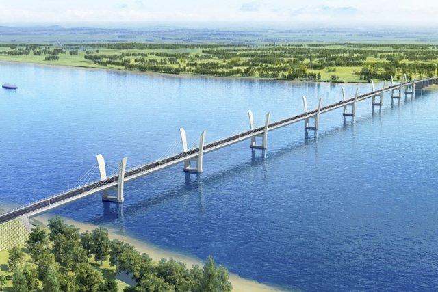 «В КНР отмечают значимость возведения моста через Амур»— Губернатор провинции Хэйлунцзян