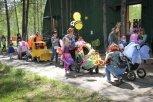 На парад детских колясок в Тынде пришли всего пять семей
