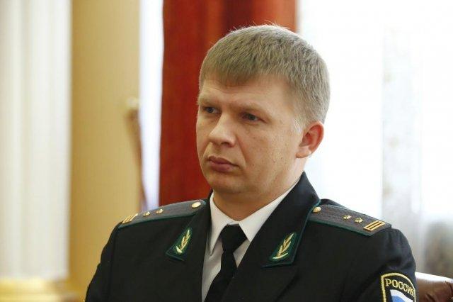 Схвачен и.о. основного судебного пристава Амурской области