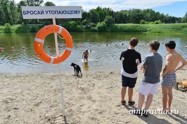Вреке Томь отыскали тело утонувшего ребенка