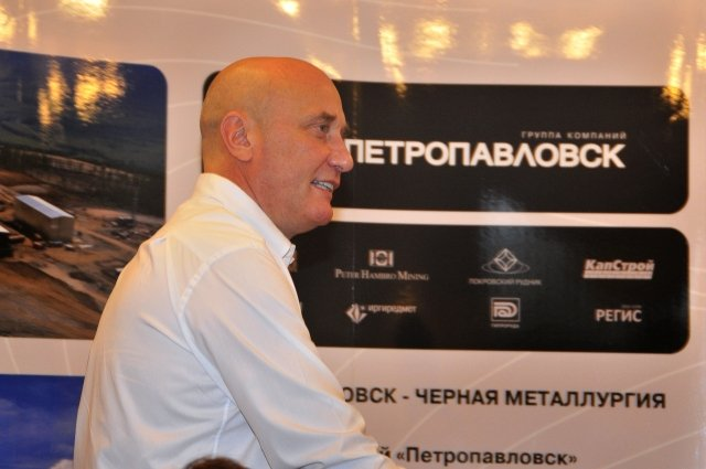 Один из основоположников золотодобывающей компании Petropavlovsk оставляет руководство