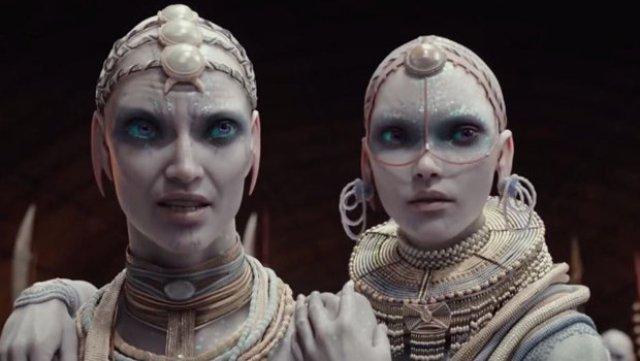 «Валериан игород тысячи планет»: зрители разочарованы
