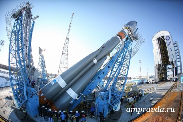 ИзСамары накосмодром «Восточный» отправили блоки ракеты-носителя