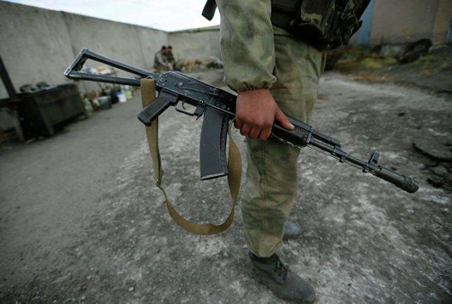ВАмурской области солдат расстрелял сослуживцев