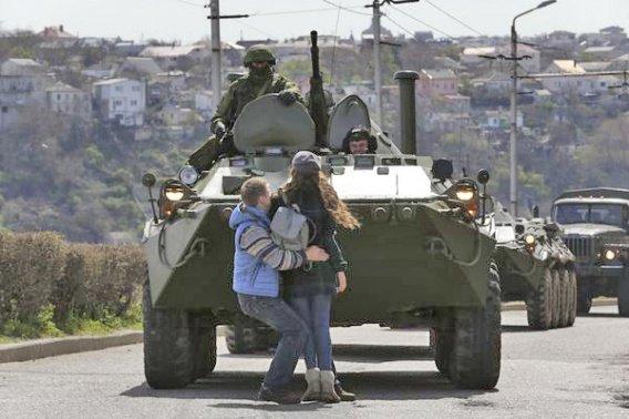 Фильм «Крым» в 1-ый день проката собрал 25 млн руб.
