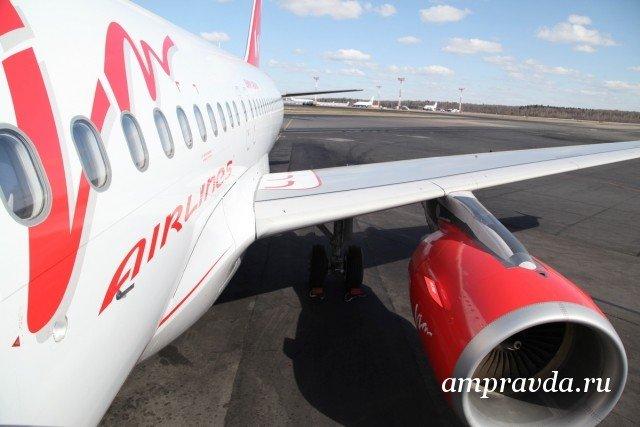 Вывезет изКрыма застрявших пассажиров «ВИМ-Авиа» компания S7 Airlines
