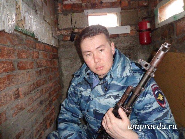 ВПриамурье убийца полицейского получил 22 года тюрьмы