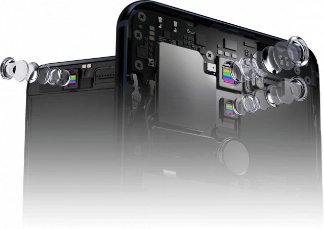 Впродаже появился 1-ый смартфон с80-мегапиксельной камерой