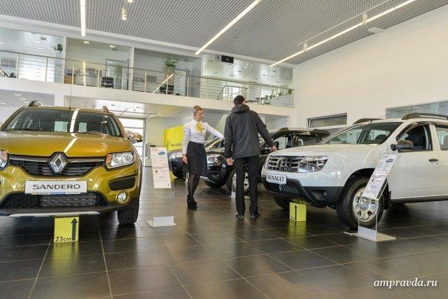 ВКалмыкии средняя стоимость нового автомобиля составила 878 тыс. руб.