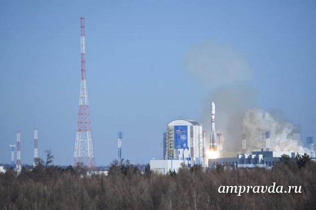 Ракета «Союз-2.1а» соспутниками стартовала скосмодрома Восточный