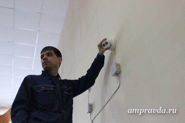 «Ростелеком» завершил монтаж систем видеонаблюдения завыборами Президента Российской Федерации вИвановской области