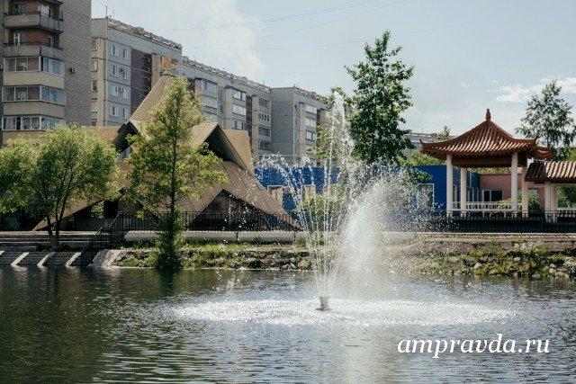Астраханцы определили парки искверы, которые нуждаются впервоочередном благоустройстве