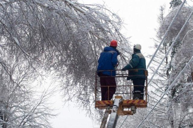 Непогода вАмурской области оставила без света неменее 22 тыс. человек