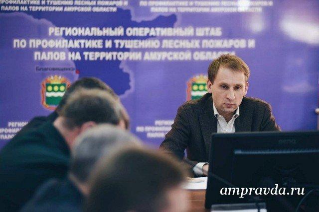ВСибири засутки вдвое возросла площадь лесных пожаров