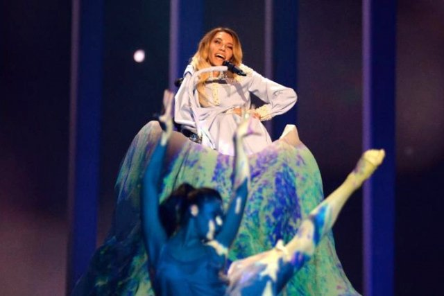 Самойлова поведала о собственной песне наконкурсе «Евровидение-2018»