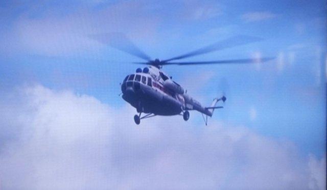 При жесткой посадке вертолета вХабаровском крае умер прежний замдиректора ФСБ