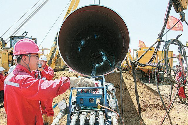 «Газпром» построил неменее 90% «Силы Сибири»