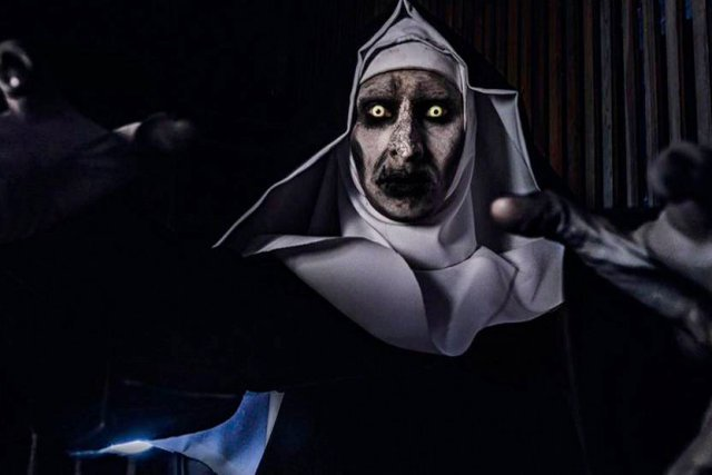 проклятие монахиня 2019