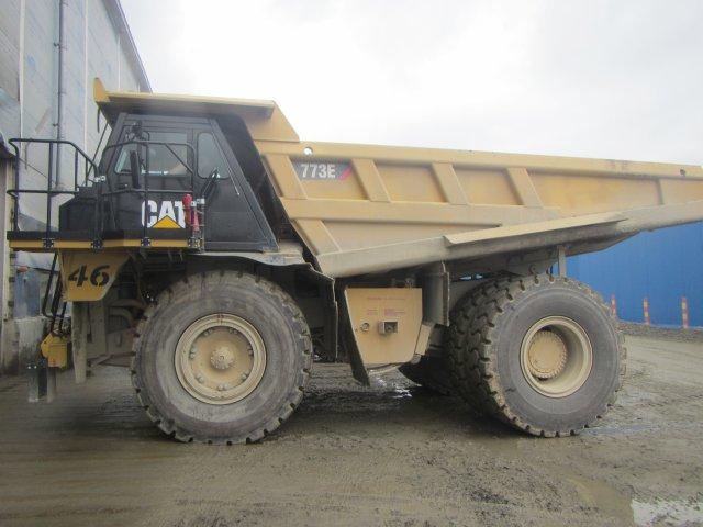 водитель занятый на транспортировании горной массы