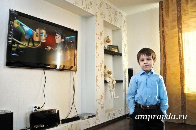 телевидение через интернет на даче