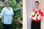 Врач-невролог из Белогорска сбросила за год 46 килограммов: «Пациенты меня с трудом узнают»