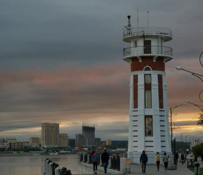 На следующей неделе Приамурье накроет циклон: сегодня кратковременные дожди