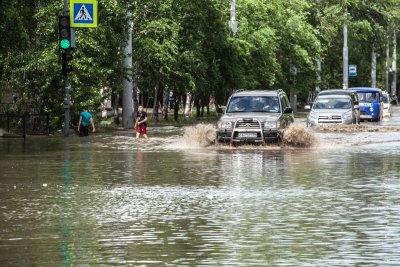 Снова потоп: в Благовещенске ввели режим ЧС и начинают эвакуацию людей (обновлено)