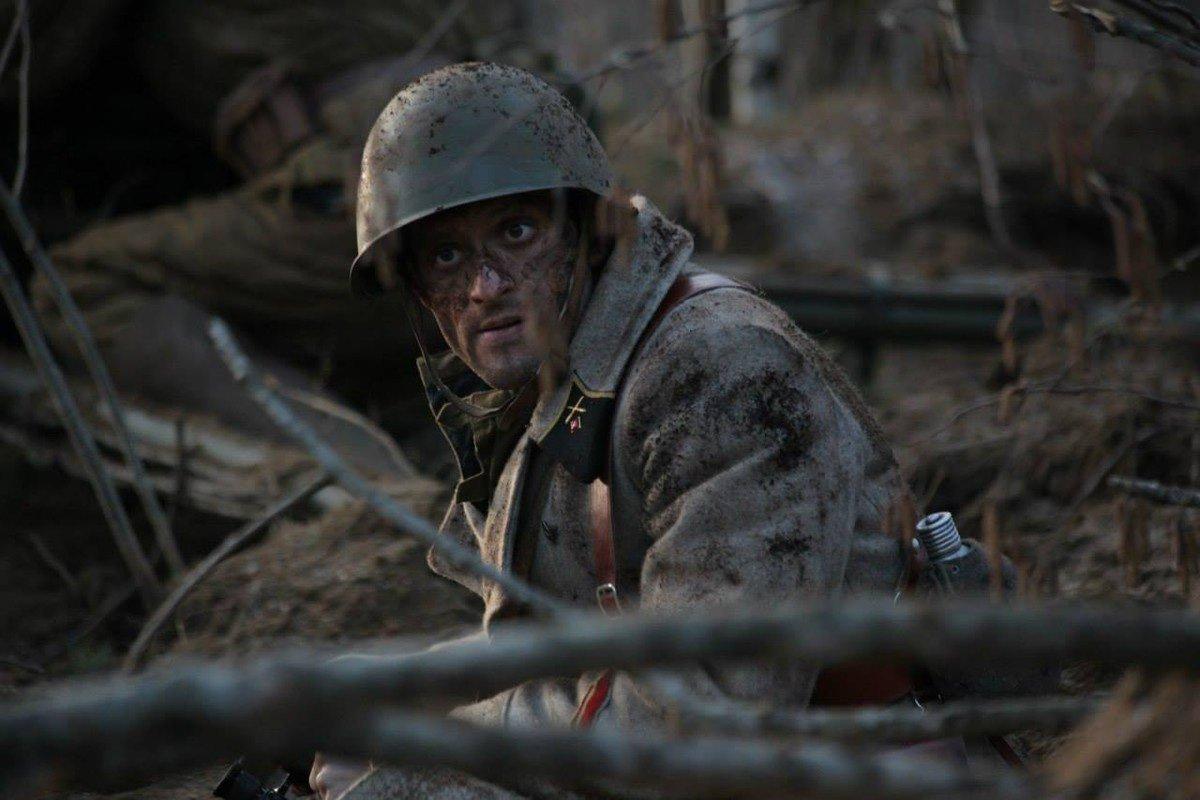 Сегодня впрокат выходит военная драма «28 панфиловцев»