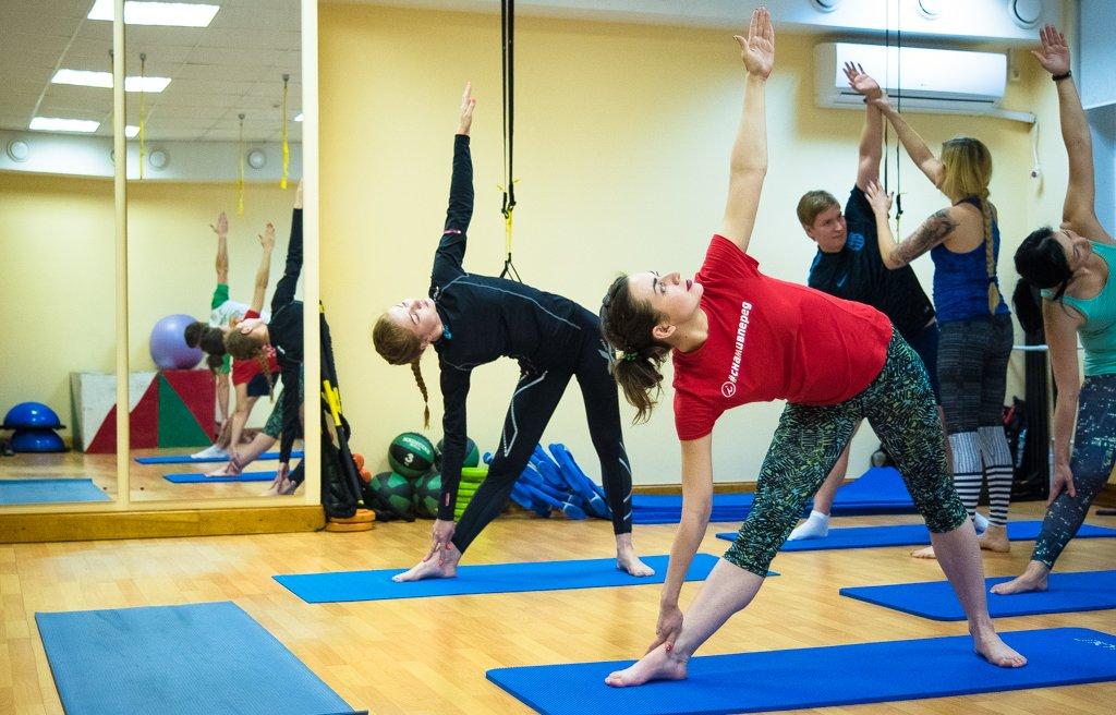 йога здоровое питание