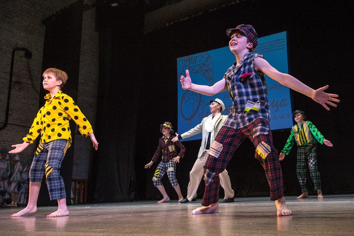 cfa125d2931 ... младшая танцевальная группа студии современной хореографии «Грация» из  Белогорска. — Победа необходима для того