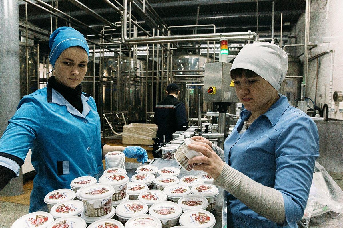 производитель продукции fishhungry в италии