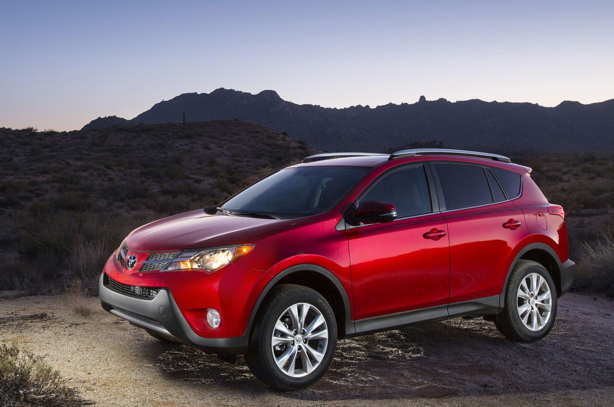 Продажи Тойота в Российской Федерации увеличились на12%