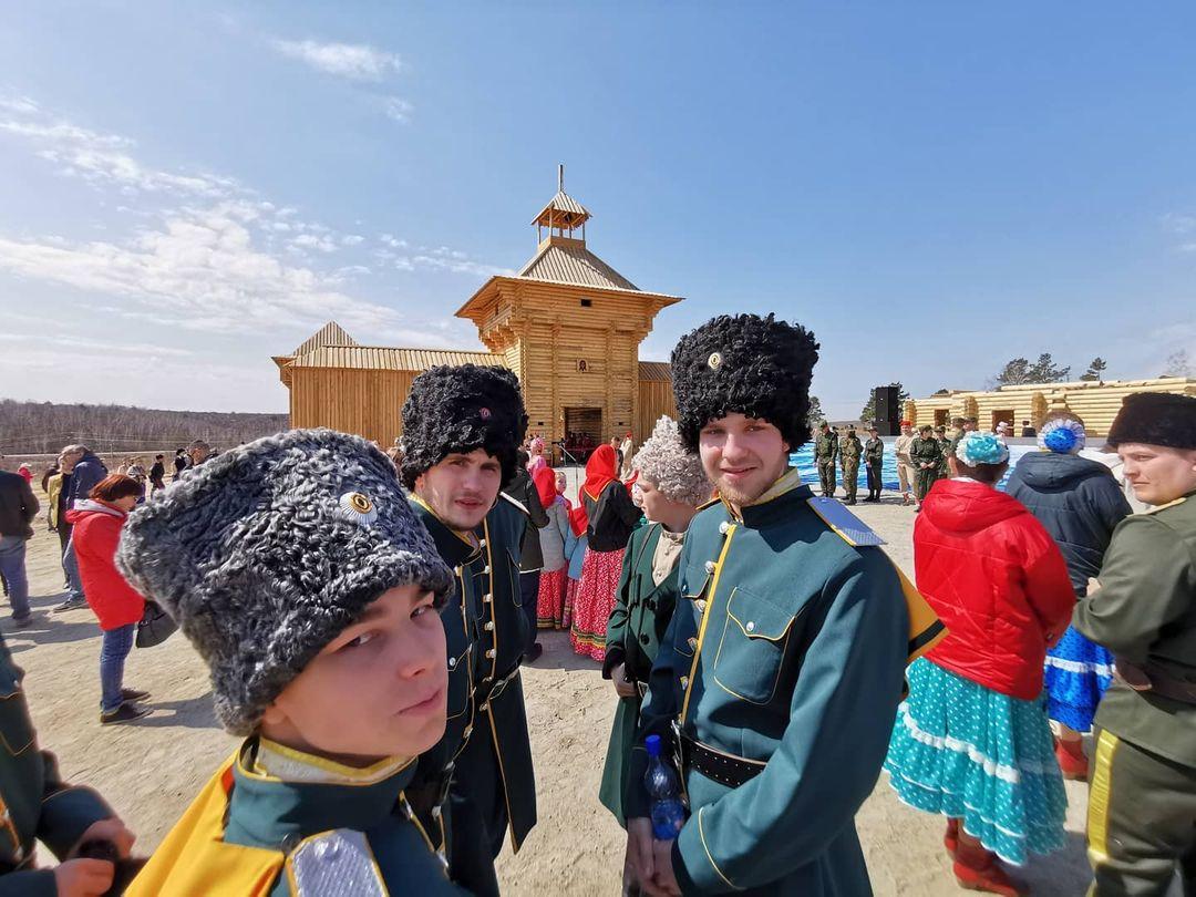 Когда история оживает: открыт восстановленный Албазинский острог в Амурской области