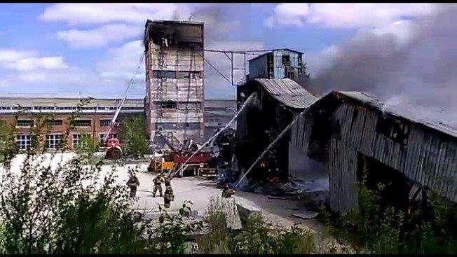 Пожар на жби видео гост дорожных плит 1п30